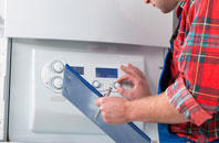 Cheshire system boiler installation